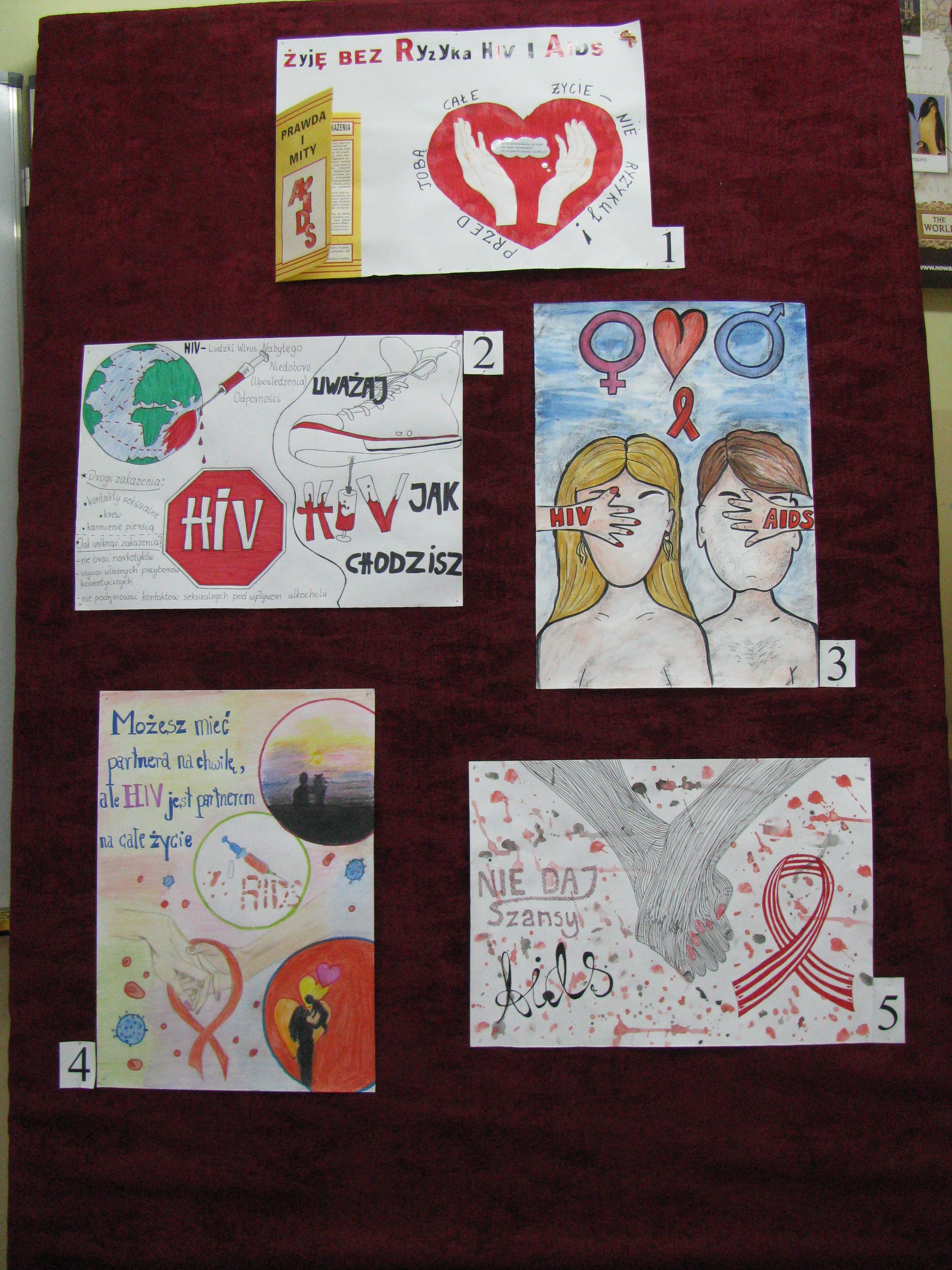 Krajowy Program Zwalczania Aids I Zapobiegania Zakażeniom